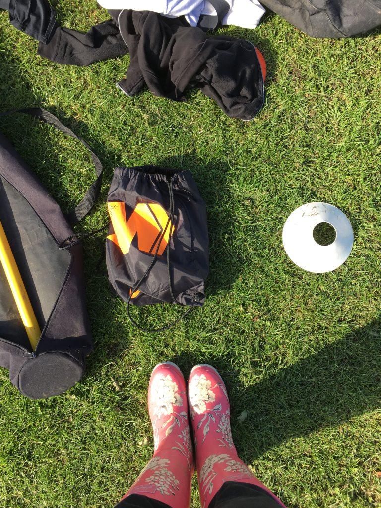 Football match, Wellies, 365