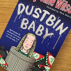 Jacqueline Wilson for older readers: The Illustrated Mum and Dustbin Baby