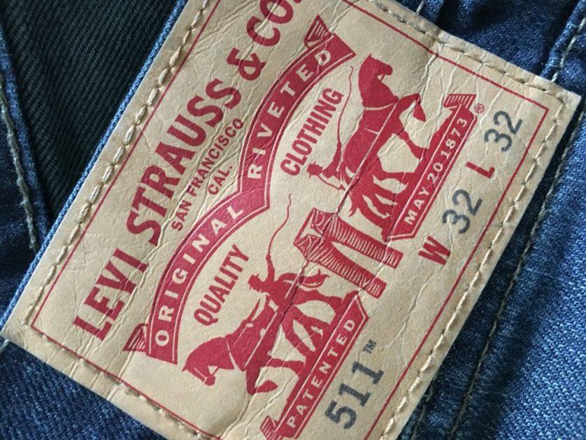 Jeans, Levis, Work, 365