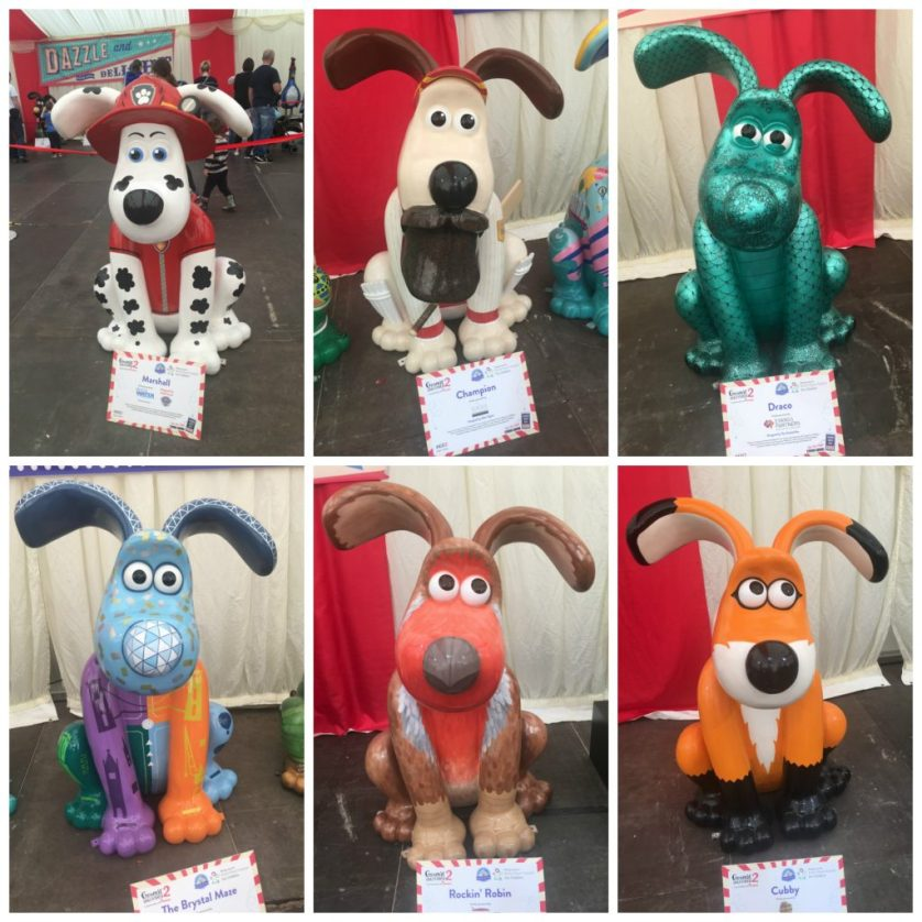 Gromit, Gromit Unleashed 2, The Greatest Dog Show on Earth