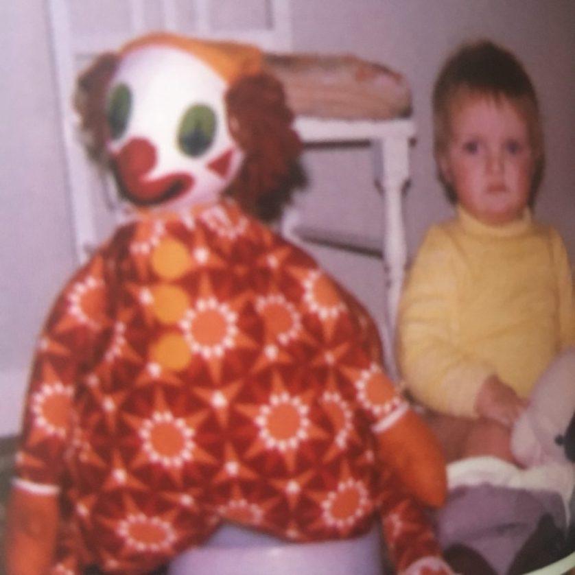 Baby photo, 1970s, Throwback Thursday, 365