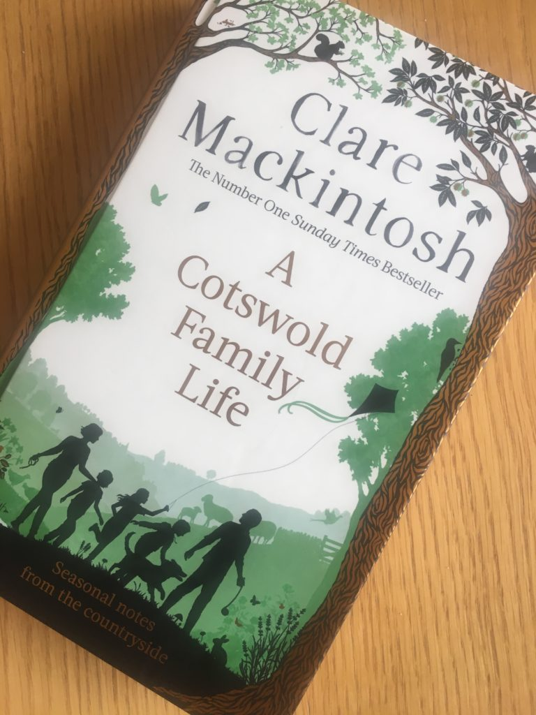 A Cotswold Family Life by Clare Mackintosh, A Cotswold Family Life, Book review, Clare Mackintosh