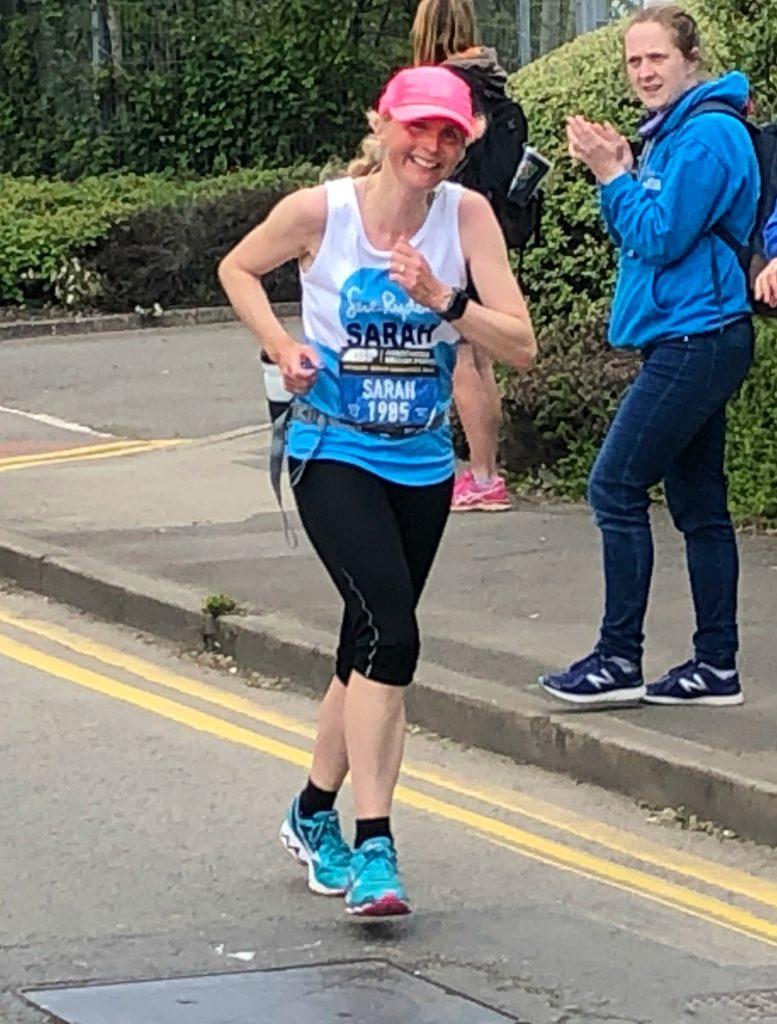 Name on running vest, Newport marathon, Running, How to stay positive on a marathon, 25 years of running