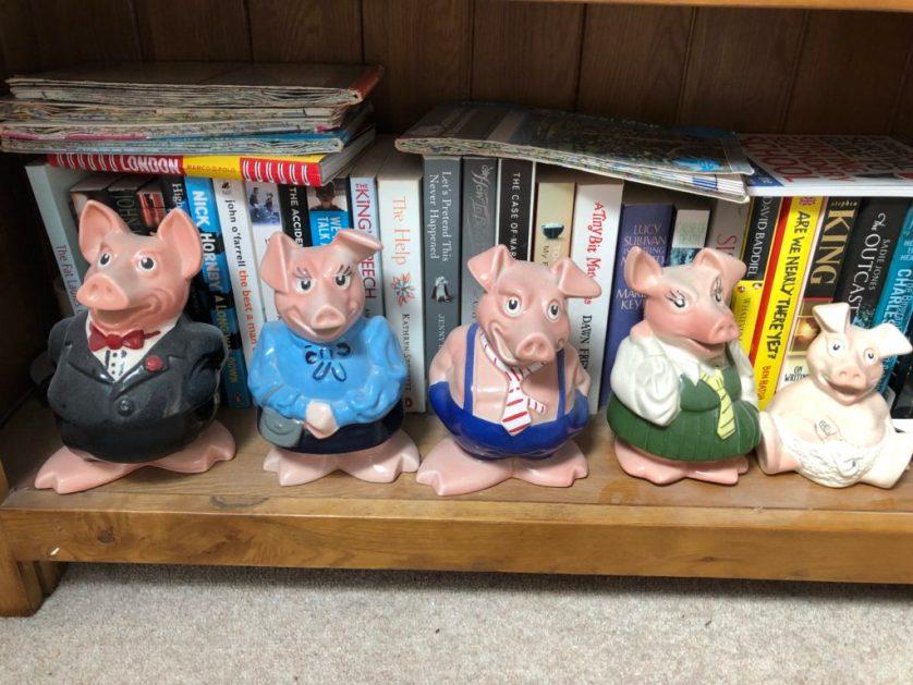 Natwest piggies, Piggy banks, Natwest bank, Twitter, 365