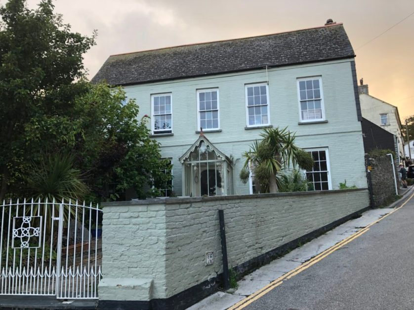Cross House Padstow, Airbnb, Padstow, Holiday, Our first Airbnb experience