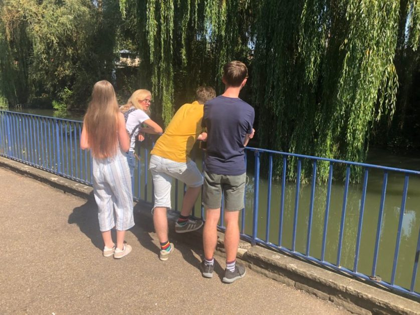 Family, Daughter, Sons, Oxford, The apprentice and the last day of freedom, Apprenticeship