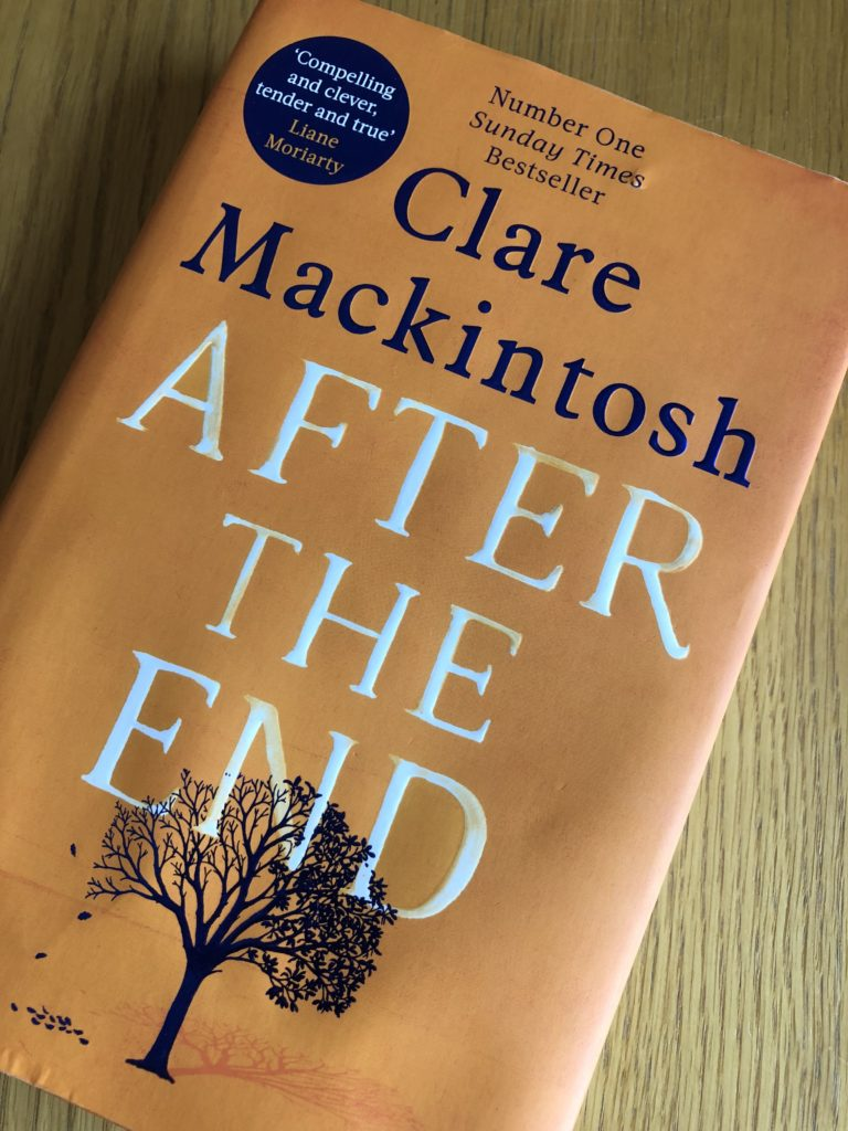 After the End, Book review, Clare Mackintosh, After the End by Clare Mackintosh