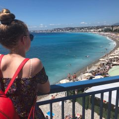Holiday to Nice with teenagers