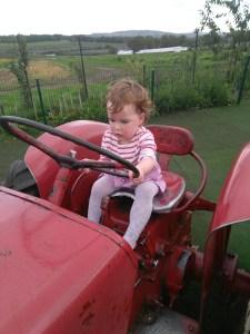 craigies farm tractor