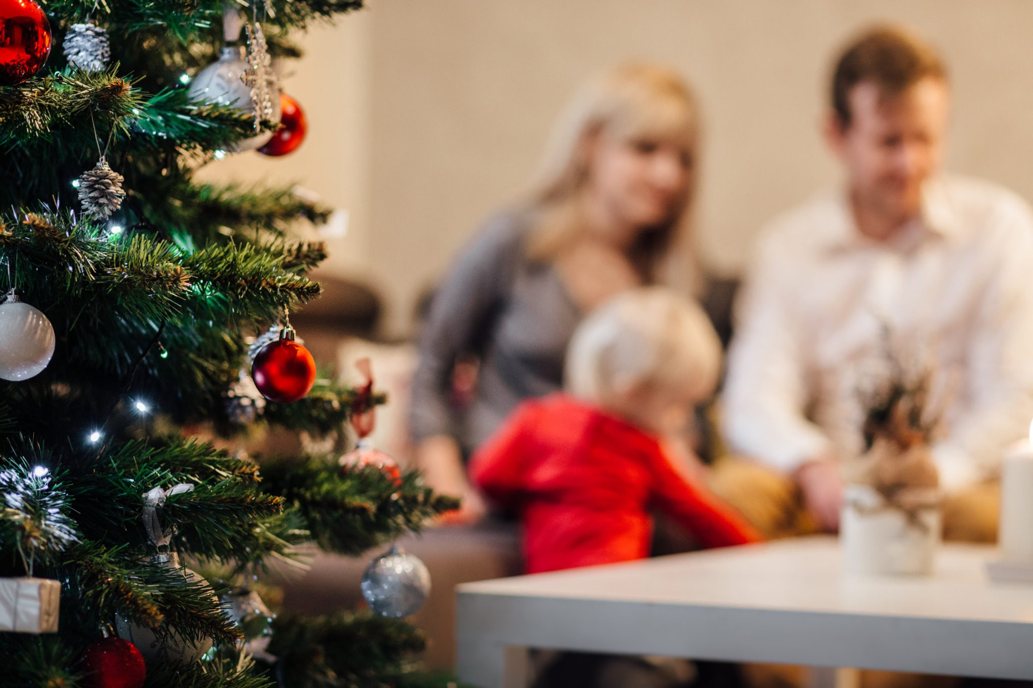 Celebrate Baby's First Christmas… on a Budget