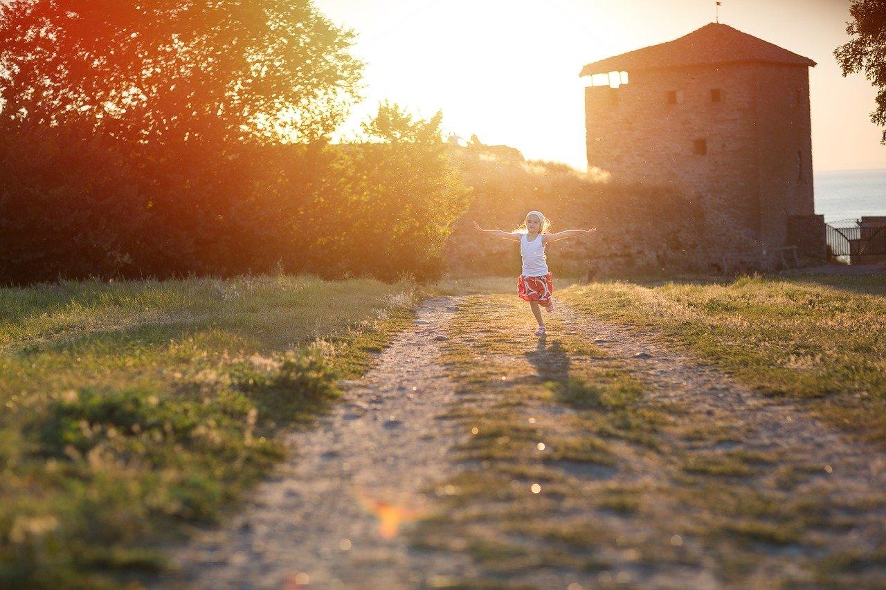 Creative Ways to Get Your Kids Active