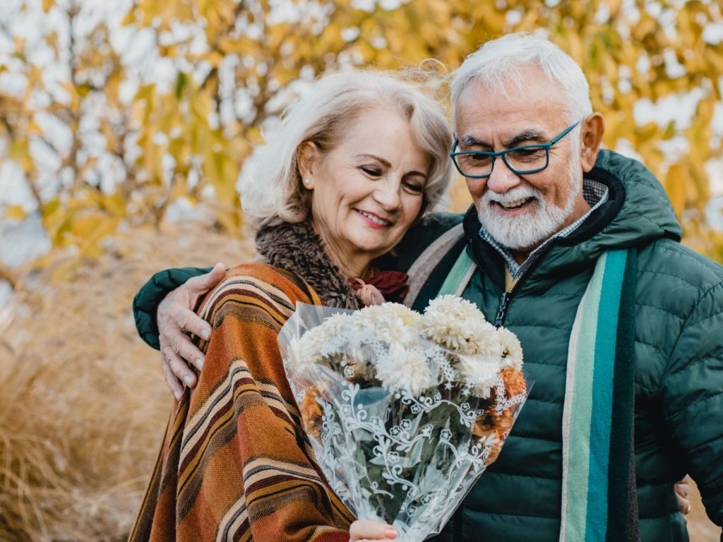 Why Seniors Shouldn't Rule Out Online Dating
