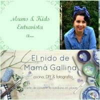 Entrevista Mums & Kids - Abril