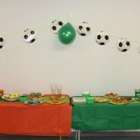 Fiesta de Cumpleaños - Tema Futbol 2.0