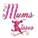 Mums and Kisses Logo V2