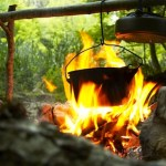 Embers: family campsites with campfires