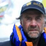 Sir Ranulph Fiennes: Marathon des Sables