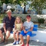 Greek island hopping with kids: the lowdown
