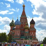 Visiting Moscow with kids: a teen's view