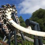 Alton Towers theme park review