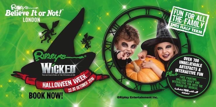 Ripleys Believe It Or Not Halloween