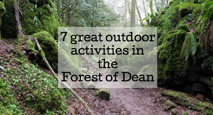 7 great outdoor activities in the Forest of Dean