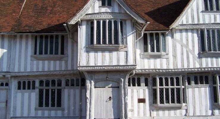 Lavenham Guildhall. Copyright Jane Gosling :National Trust