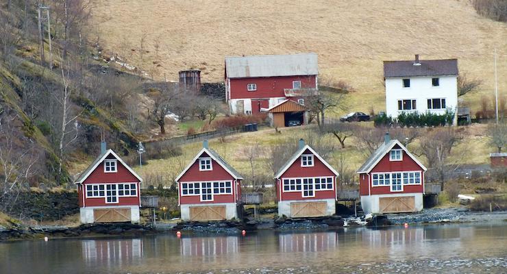 Ægir Brewpub review: Viking food in the Norwegian fjords