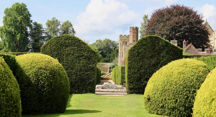 Penshurst Place and Gardens. Copyright Gretta Schifano