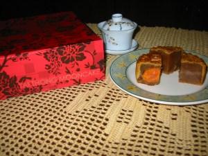 Tai Thong Mooncake