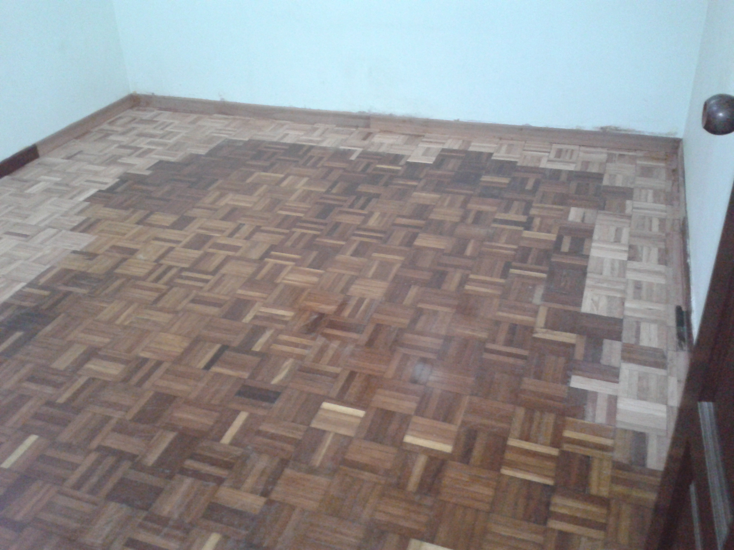 Diy How To Repair Your Own Parquet Flooring Mumsgather