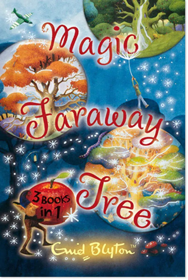 Image result for the magic faraway tree 3 books in 1 collection