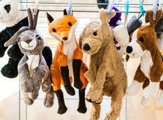 Image result for cleaning soft toys