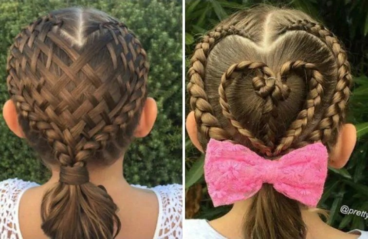 Easy Braid Hairstyles For School Mums Grapevine