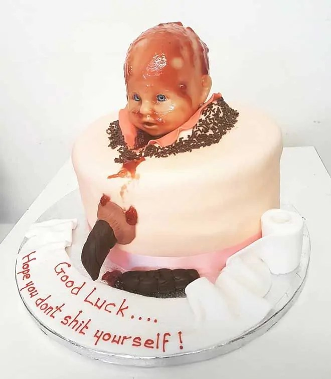 The Worlds Worst 30 Birthing Cakes Mums Grapevine