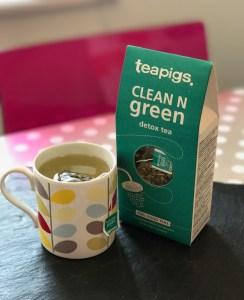 Mums Off Duty, teapigs tea, morning routine