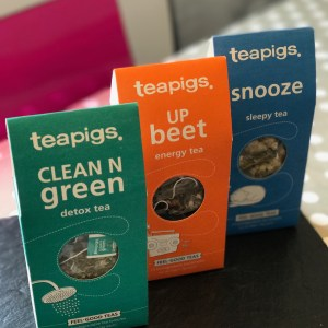 Mums Off Duty, teapigs, tea