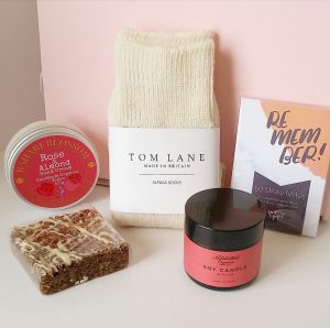 Mums Off Duty, small businesses, mamaME box