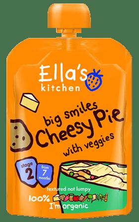 Review - Ellas Kitchen - Cheesy Pie (Stage 2) 2