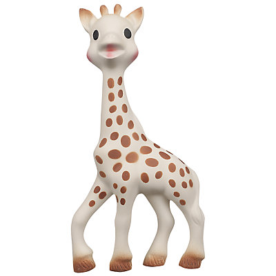 Review - Sophie Le Giraffe 2