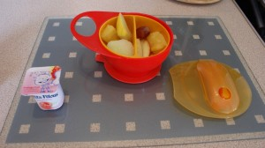 Review - Brother Max Easy Hold Weaning Bowl Set 3