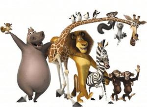 Madagascar 3, Madagascar 3: Europes Most Wanted, Dreamworks Madagascar