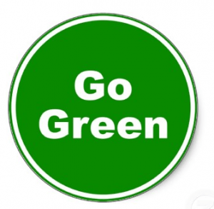 go green, help the environment, save energy, eco friendly
