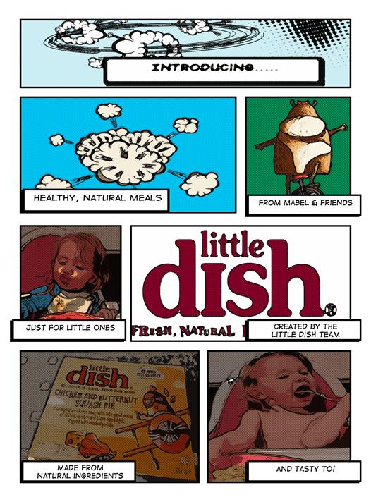little dish