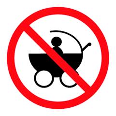 No-prams