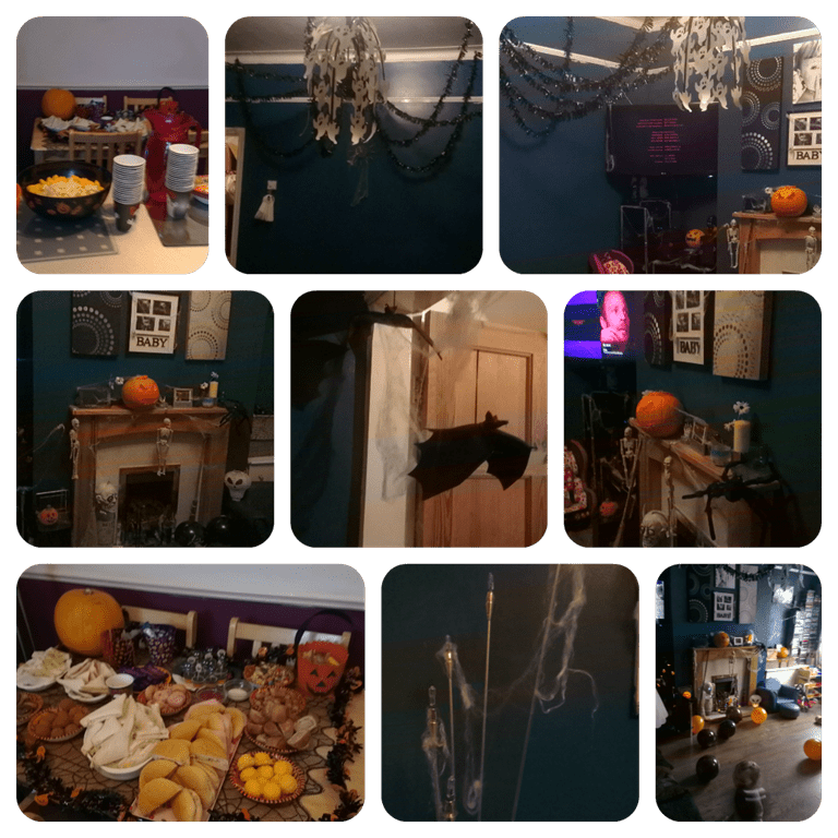 Isabelle's 1st Halloween Party 2