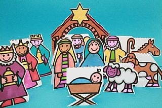 Children's Nativity 6