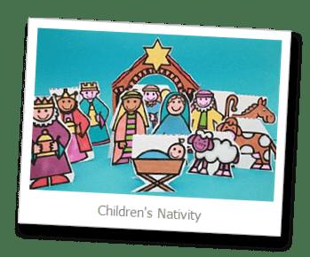 Children's Nativity 1