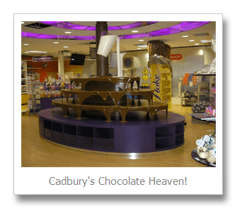 Day trips to keep everyone happy: Cadbury World 4