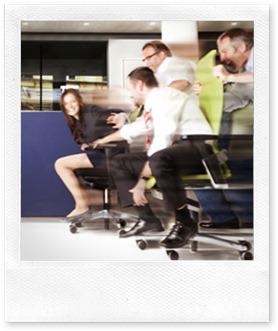 officechairrace